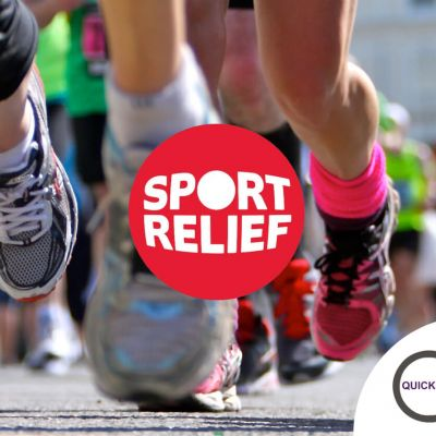 A Week of Health and Energy for Sport Relief 2018