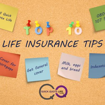 Ten Top Life Insurance Facts